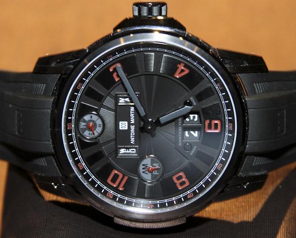 Antoine Martin Perpetual Calendar Watch Hands-On Hands-On