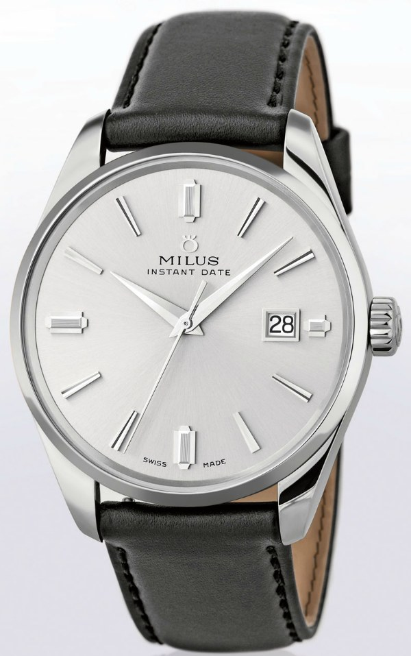 """Milus Heritage Snow Star """"Life Barter Kit"""" Watch Watch Releases"""