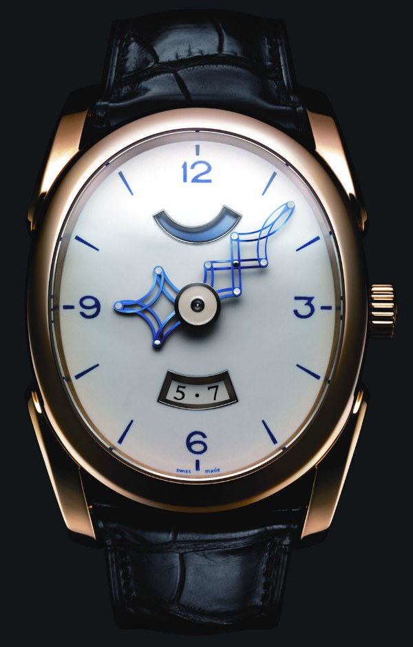 Parmigiani 114 Watch Features Telescopic Hands In Homage To Antique Timepiece Watch Releases