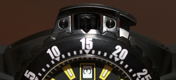 Luminox Deep Dive Automatic 1500 Series Watch Review Wrist Time Reviews