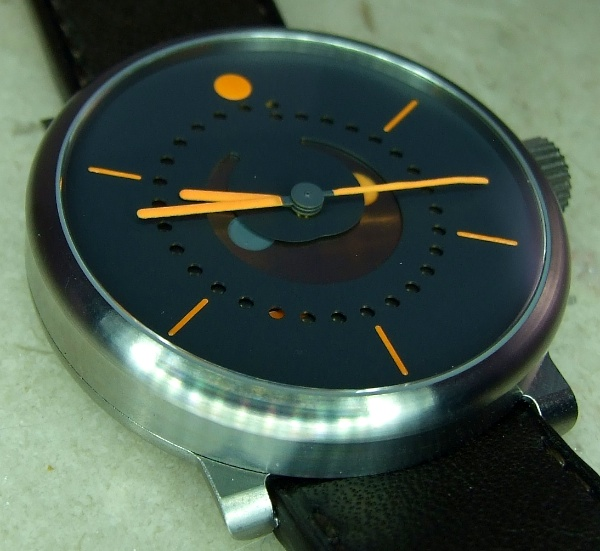 Ochs Und Junior Selene Tinta Watch Review Wrist Time Reviews