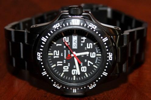ArmourLite Professional AL46 Watch Review Wrist Time Reviews