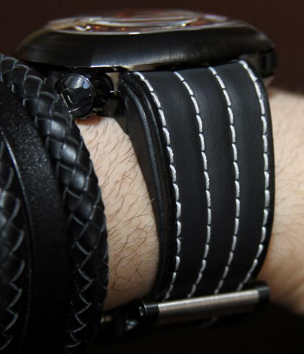 Ladoire Rgt Quot Origin Of The Sun Quot Piece Unique Watch