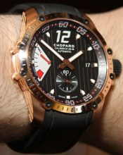 Chopard Classic Racing SuperFast Watches With In-House Movements Hands-On Preview Hands-On