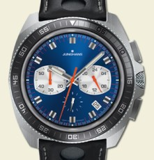 Junghans 1972 Chronoscope & Mega Solar Watch Releases