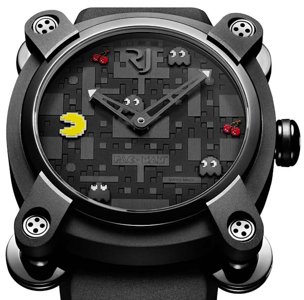 Romain Jerome PAC-MAN Watches Watch Releases