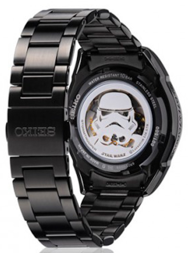 stormtrooper product thinkgeek star wars watches designer