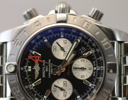 Breitling Chronomat 44 GMT Watch Review Wrist Time Reviews