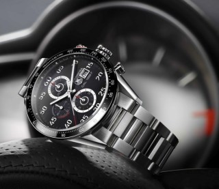 TAG Heuer Carrera Calibre 1887 Chronograph Watch For 2013 Watch Releases