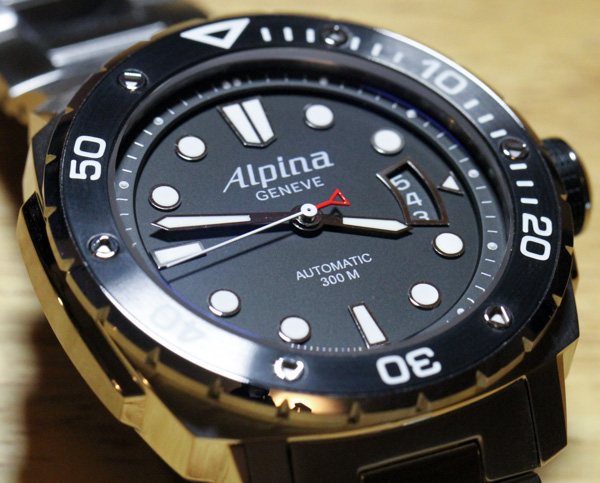 Alpina Extreme Diver Watch Review | aBlogtoWatch
