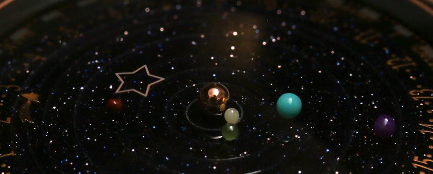 Van Cleef & Arpels Complication Poetique Midnight Planetarium Watch Hands-On Hands-On
