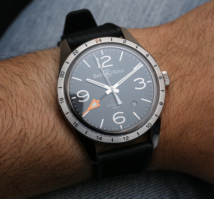 Bell & Ross BR 123 GMT 24H Watch Hands-On   Page 2 of 2   aBlogtoWatch