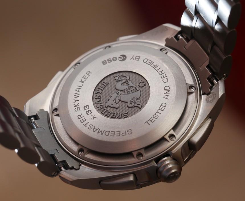 omega speedmaster x 33 skywalker watch hands on ablogtowatch