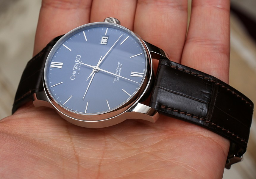 Christopher Ward C9 Harrison 5-Day Automatic Watch Review & Debut Wrist Time Reviews