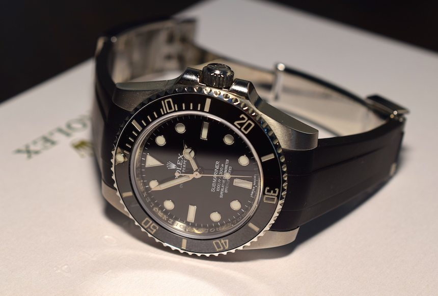 Rubberb Strap For Rolex Submariner Amp Gmt Master Ii Review