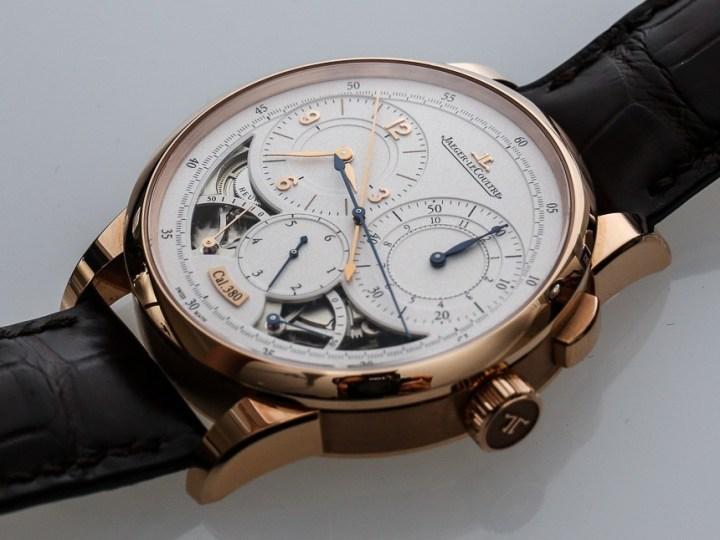 Jaeger-LeCoultre Duomètre Quantième Lunaire Watch In White ...