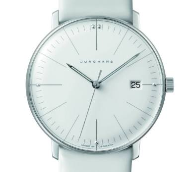 Bauhaus Style: New Junghans Max Bill Watches Watch Releases