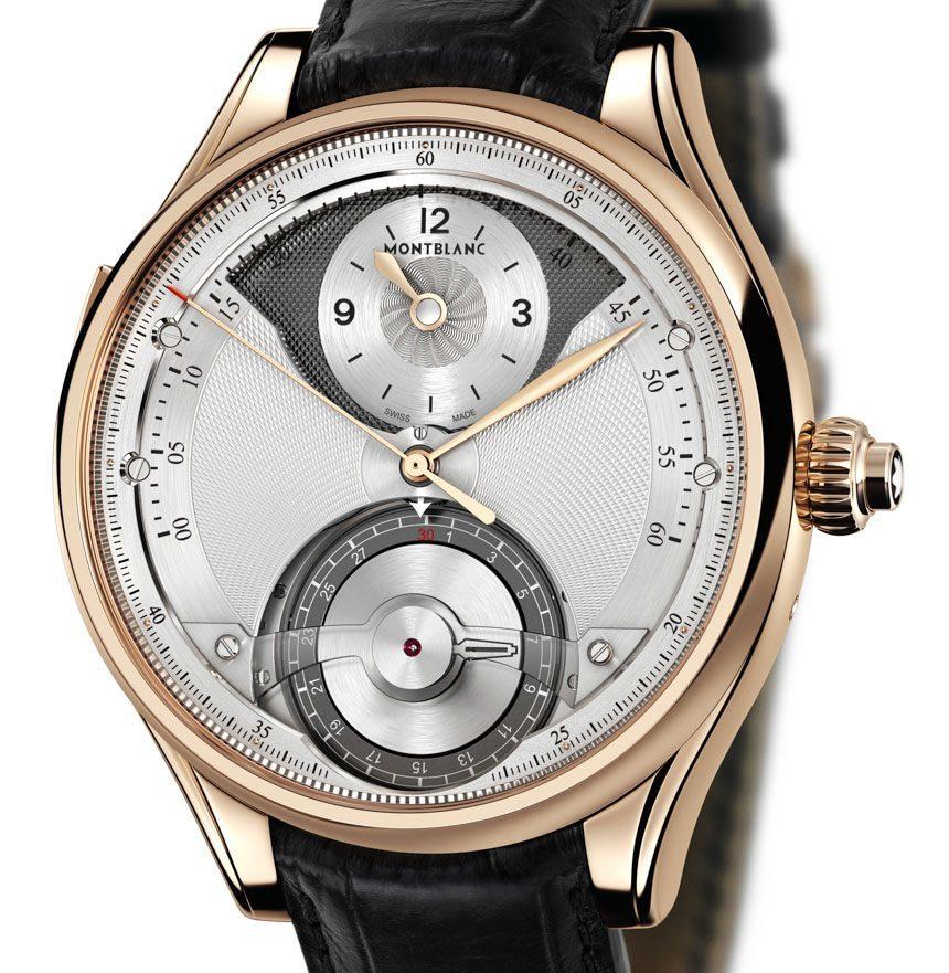 Montblanc Metamorphosis II Re Interprets The Brands Unique Transforming Dial   watch releases