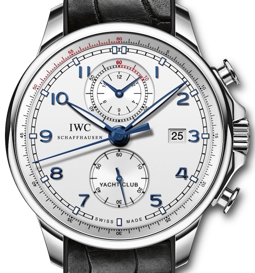 IWC Portuguese Yacht Club Chronograph Ocean Racer