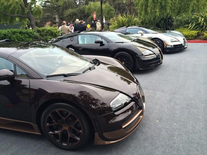 Parmigiani Fleurier And Bugatti Lifestyle Shows & Events