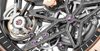 Roger Dubuis Excalibur Automatic Skeleton Watch To Debut At SIHH 2015 Watch Releases