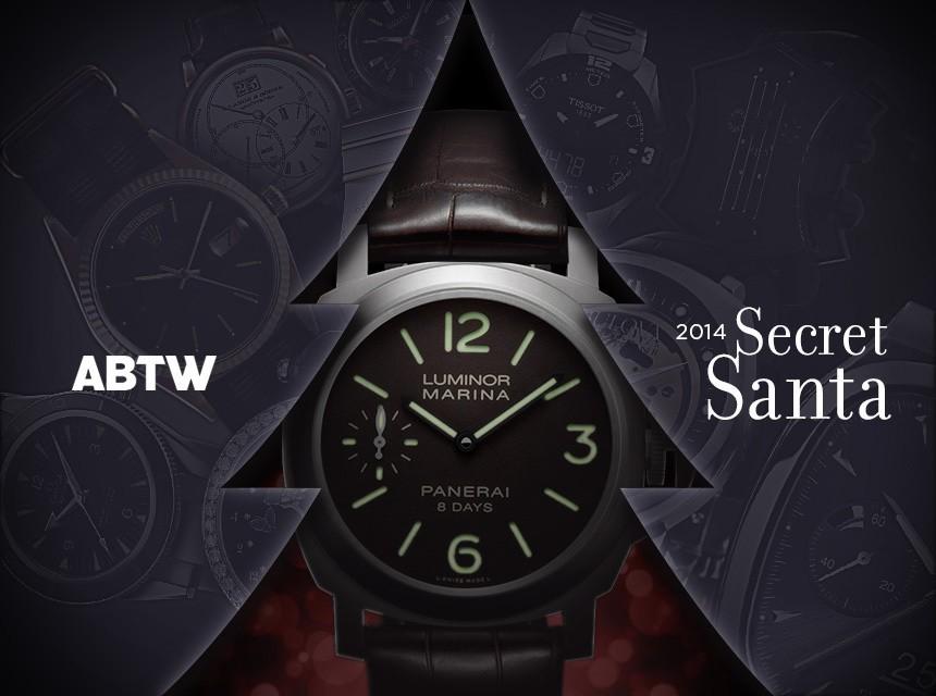 Secret Santa Watches