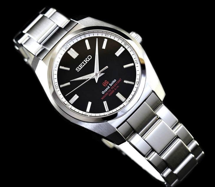 Grand Seiko SBGR077 Amp SBGR079 Magnetic Resistant Watches