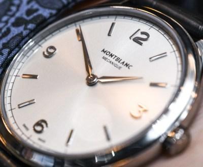 Montblanc Heritage Chronométrie Ultra Slim Hands-On Hands-On