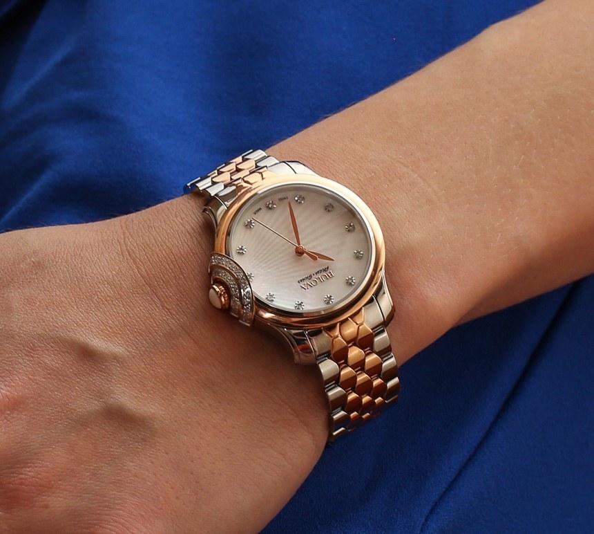 Bulova Bellecombe Watch For Women Review  aBlogtoWatch