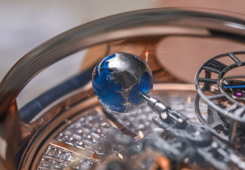 Jacob & Co. Astronomia Tourbillon Watches Hands-On Hands-On