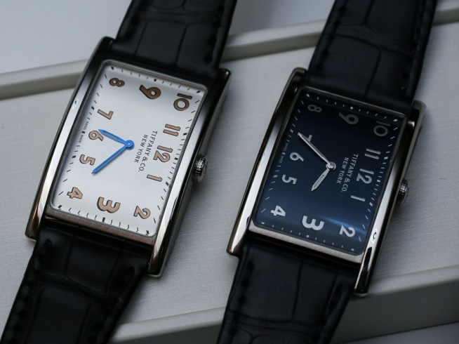Tiffany & Co. East West Watches Hands-On Hands-On