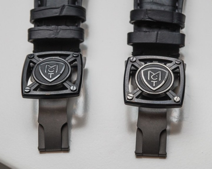 MCT Frequential One F110 Watch Hands-On Hands-On