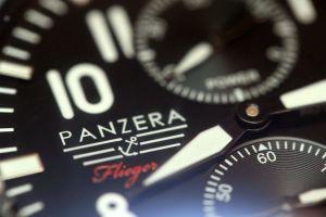 Panzera Flieger F47-02D Wulf Watch Hands-On Hands-On