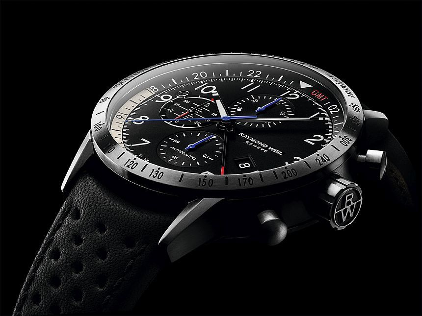 raymond weil freelancer piper watch ablogtowatch