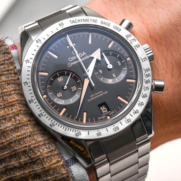 Omega Speedmaster '57 'vintage' Watch Hands- 'george
