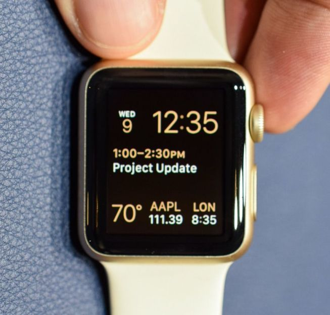 My Favorite Apple Watch OS2 Updates & New Looks For September 2015 Watch Industry News