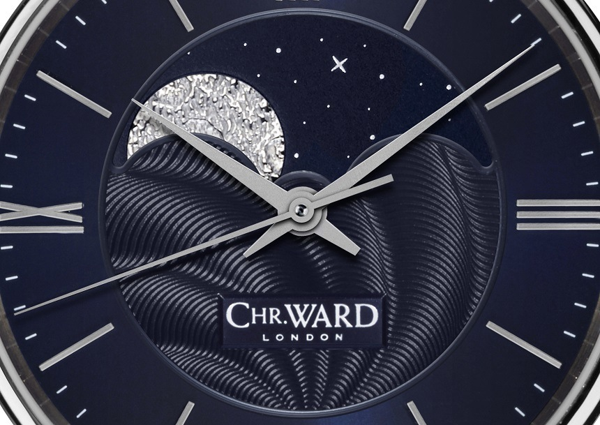Christopher Ward C9 Moonphase Watch Watch Releases