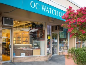 Buying Watches In Walnut Creek, California: OC Watch Company Watch Stores