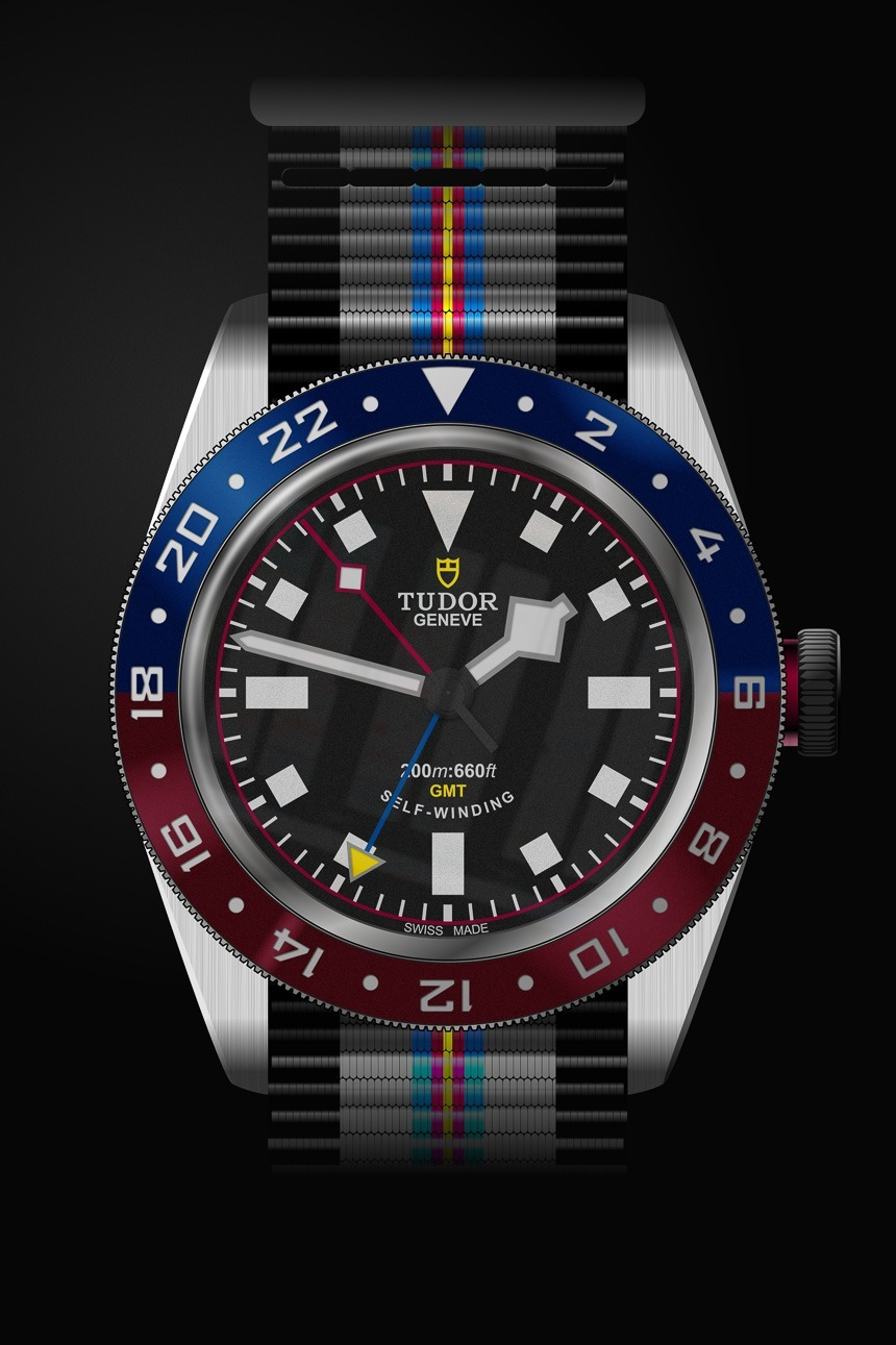 WATCH WHAT-IF: Tudor Black Bay