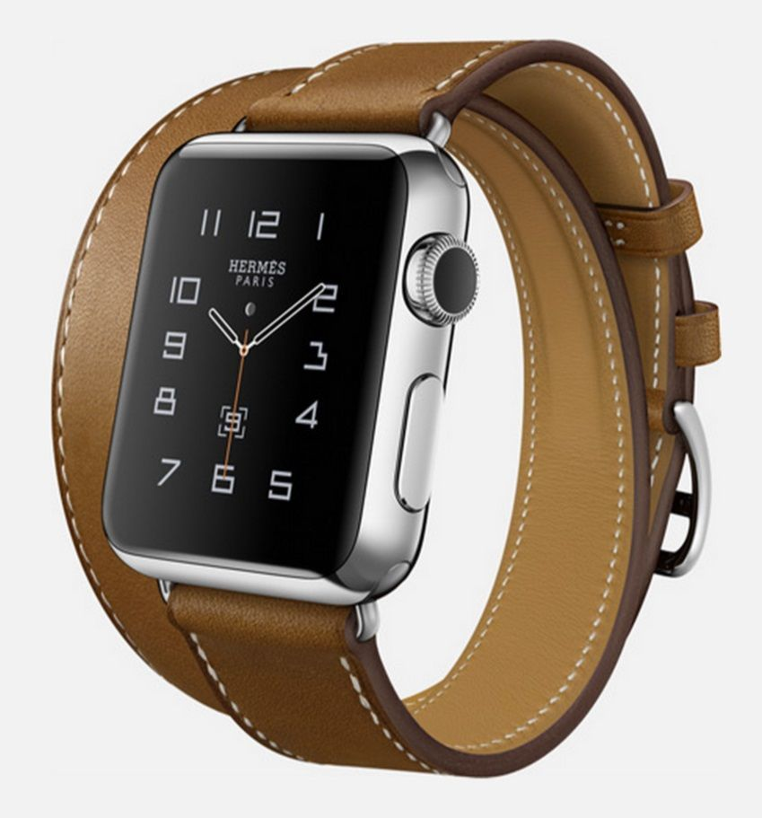 wholesale dealer a4967 7f988 Apple Watch Hermes With New Straps & Dials | aBlogtoWatch
