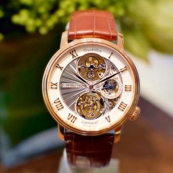 Buying Watches In San Francisco, California: Tourbillon Boutique Watch Stores