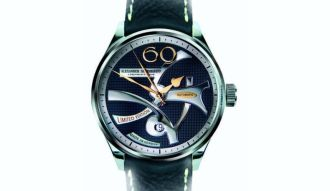 Alexander Shorokhoff Avantgarde Watch Collection Hands-On Hands-On