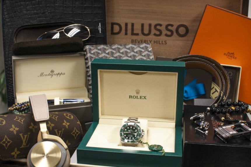 Dilusso Surprise Box: The Custom Curated 'Luxury Surprise Box' For Men Luxury Items