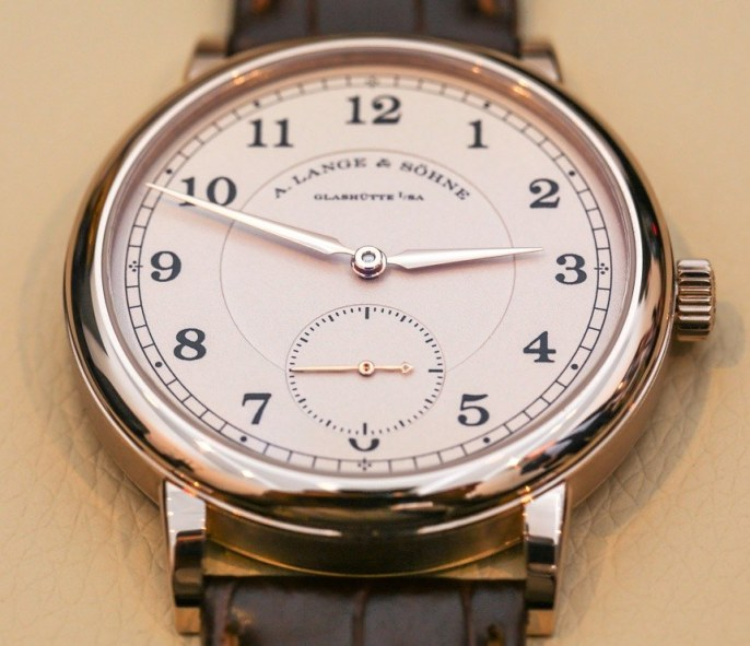 A. Lange & Söhne 1815 '200th Anniversary F.A. Lange' Watch Hands-On Hands-On