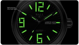 Ball Engineer II Genesis Limited Edition Automatic Diver Watch Now For Under $1,000 Watch Releases