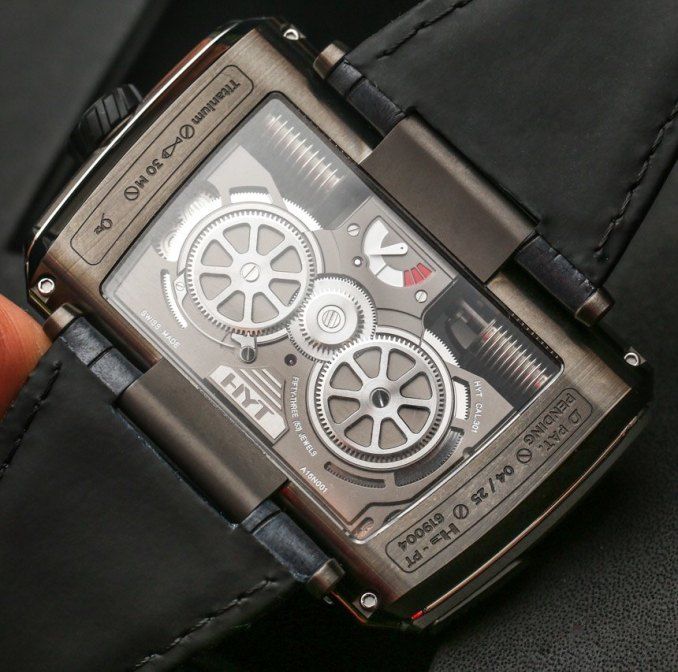 HYT H3 Hands-On: A Best-Of-2015 Watch Hands-On