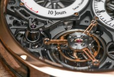 Bovet Pininfarina OttantaSei 10-Day Tourbillon Watch Hands-On Hands-On