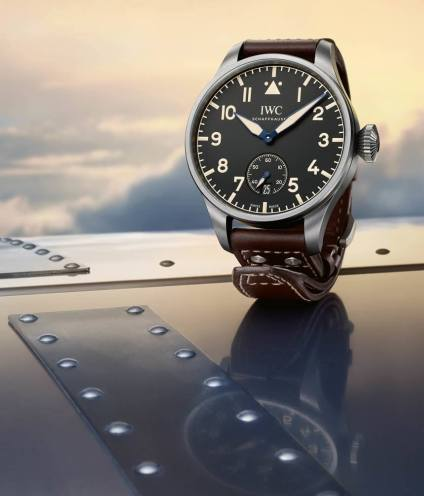 IWC Big Pilot's Heritage Watch 48 & 55 Limited Edition Watches Watch Releases