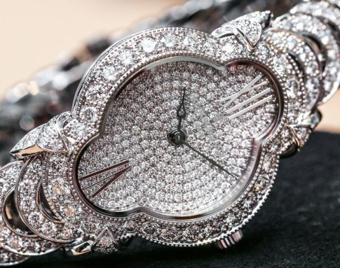 Vacheron Constantin Heures Créatives Watches: Traditional Jewelry-Style Beauty For Women Hands-On