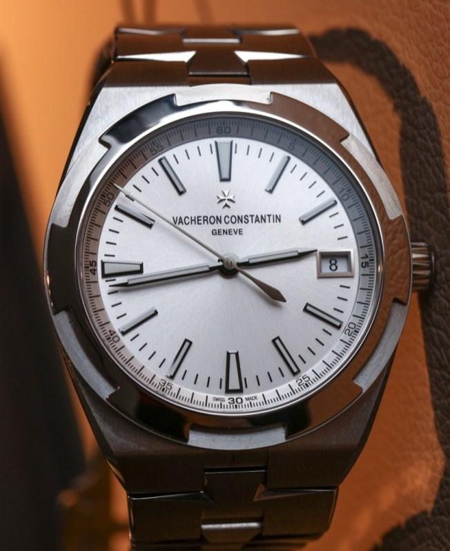 Vacheron Constantin Overseas 'Simple Date' Watch Hands-On Hands-On